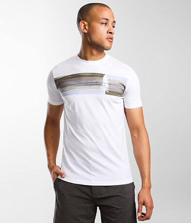 tentree Spruce Stripe T-Shirt