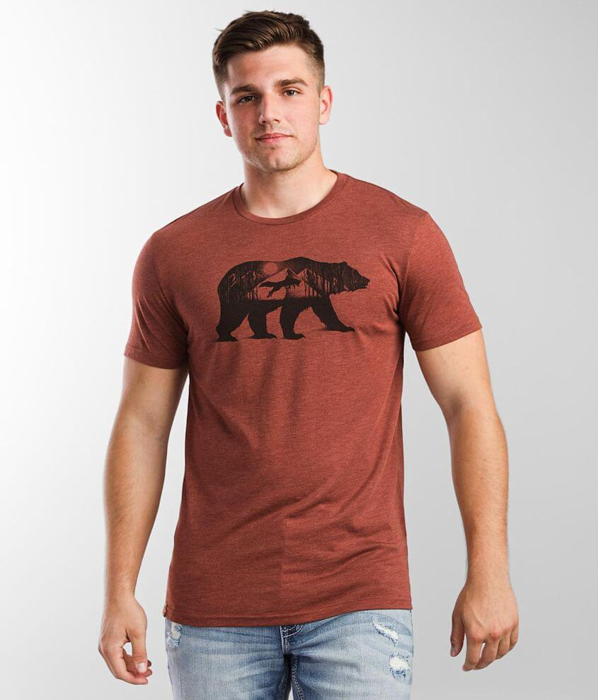 tentree Men's Den T-Shirt front view