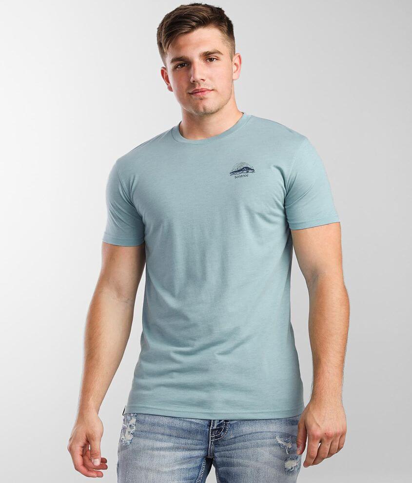 tentree Fir Island T-Shirt front view