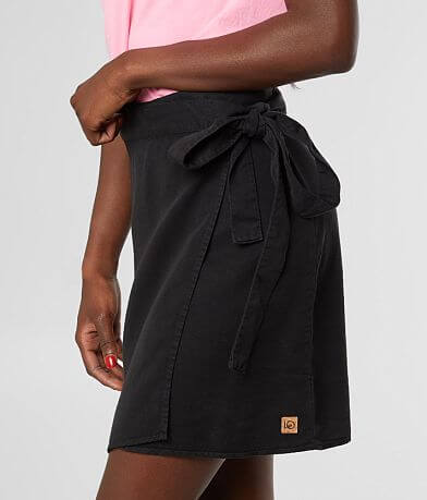tentree Colwood Wrap Skirt