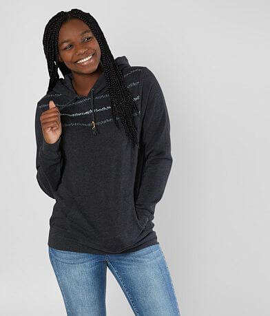 tentree Support Stripe Hooded Sweatshirt