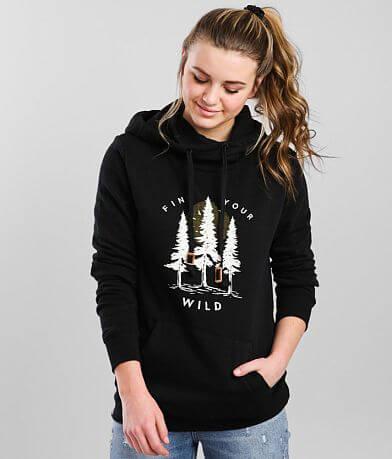 tentree Find Your Wild Hooded Sweatshirt