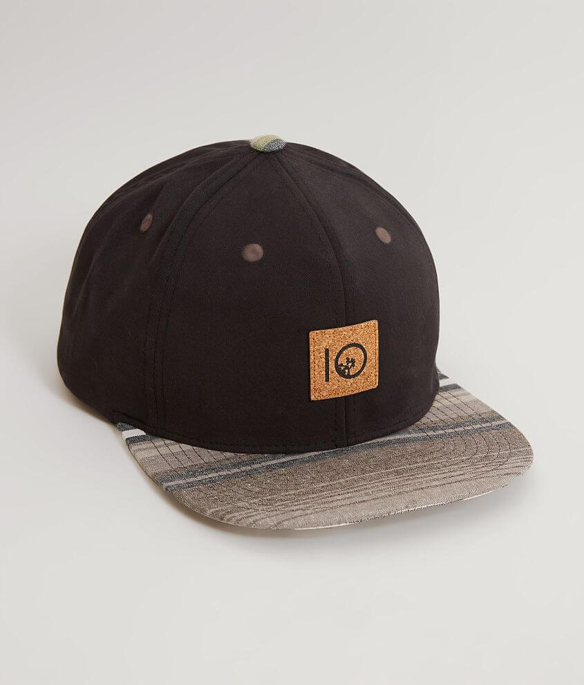 big sale 7cc3f 26c1a ireland tentree grove hat mens hats in black buckle 9e701 c5f66