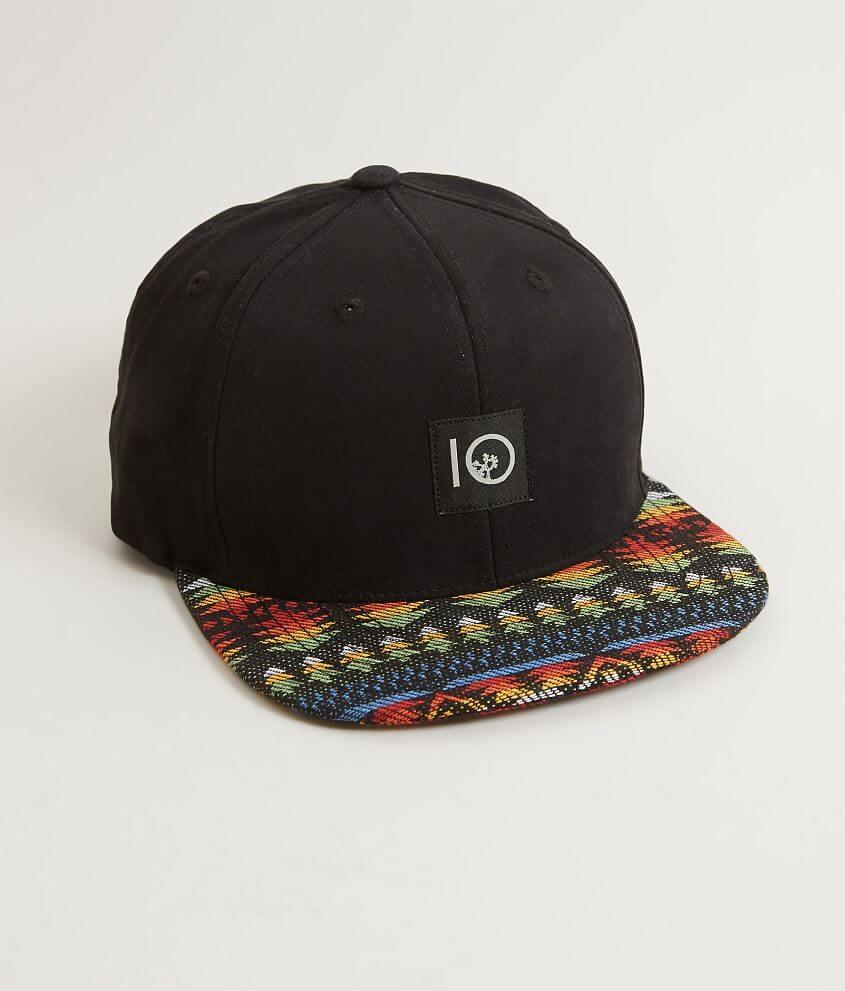 tentree Nuwakot Hat - Men s Hats in Black  8a7a75f1514