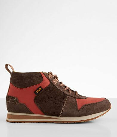 Teva Highside Leather Sneaker