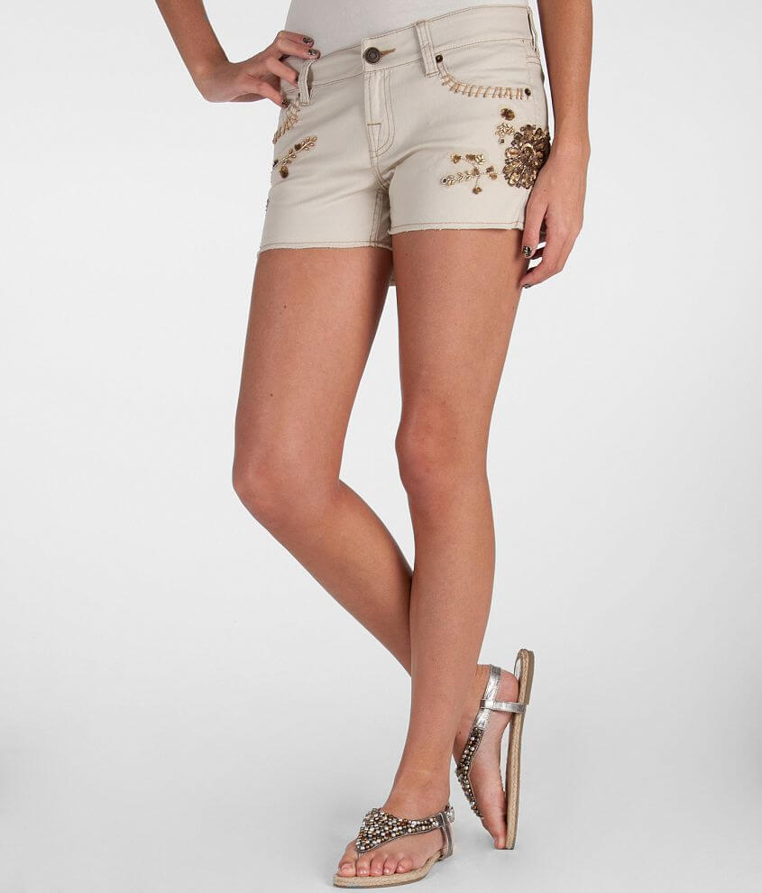 BKE Boutique Sixty Two Stretch Short front view