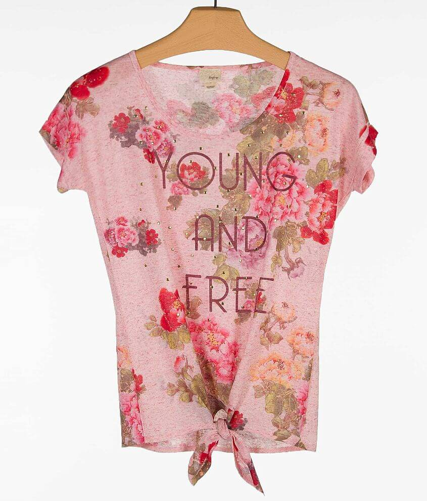 Daytrip Young & Free T-Shirt front view