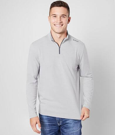 Hi-Tec® Silver Bay Quarter Zip Pullover