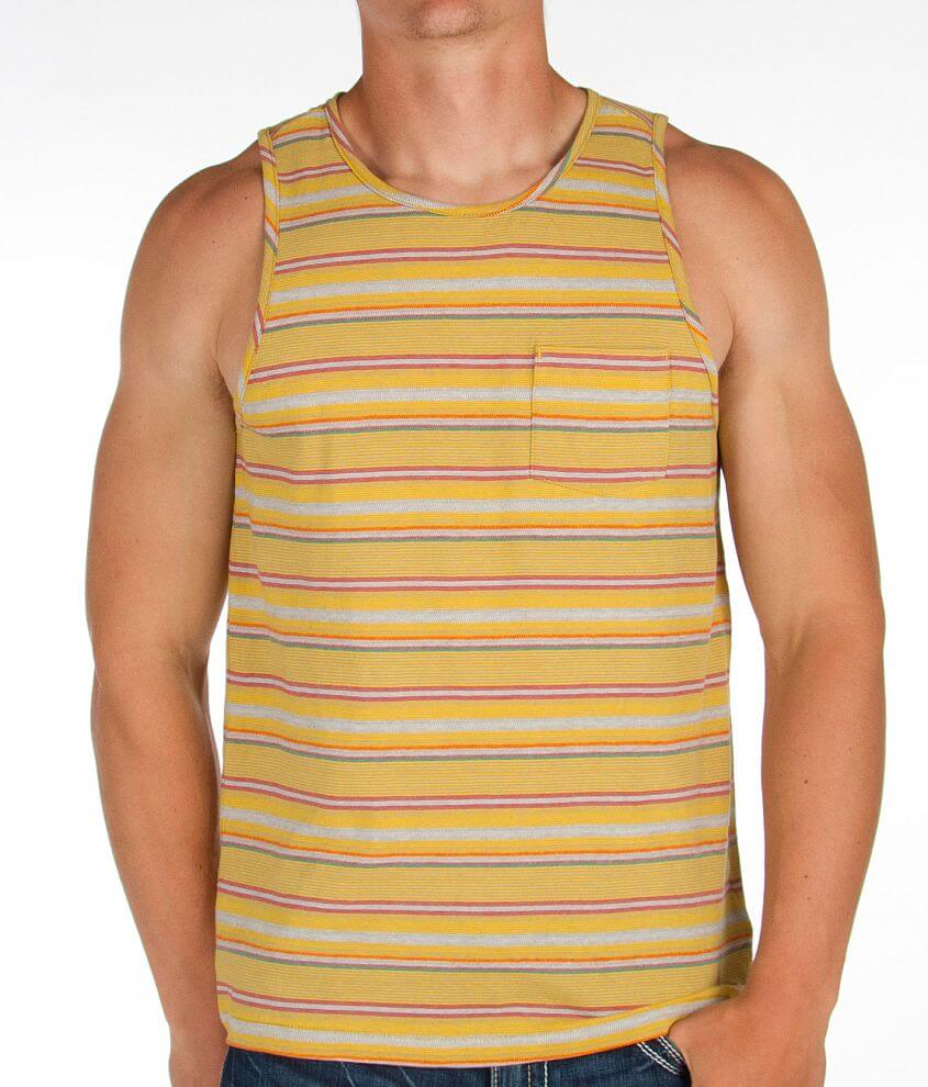 3rd & Army Benny Tank Top front view