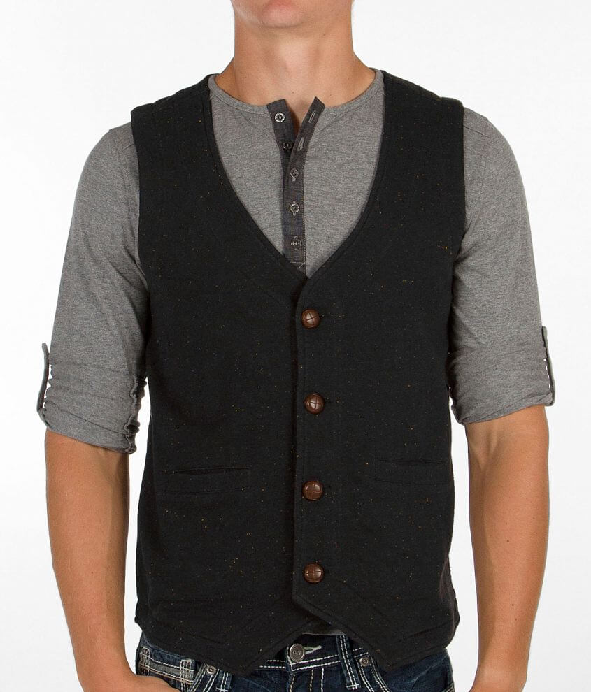 3rd & Army Edwin Fleck Vest front view