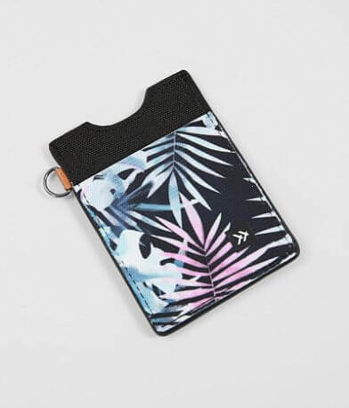 Thread Wallets Dreams Tropical Leather Wallet