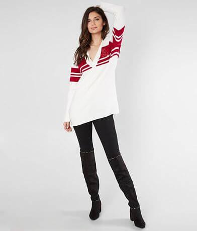 KENDALL + KYLIE Malibu Legends Sweater