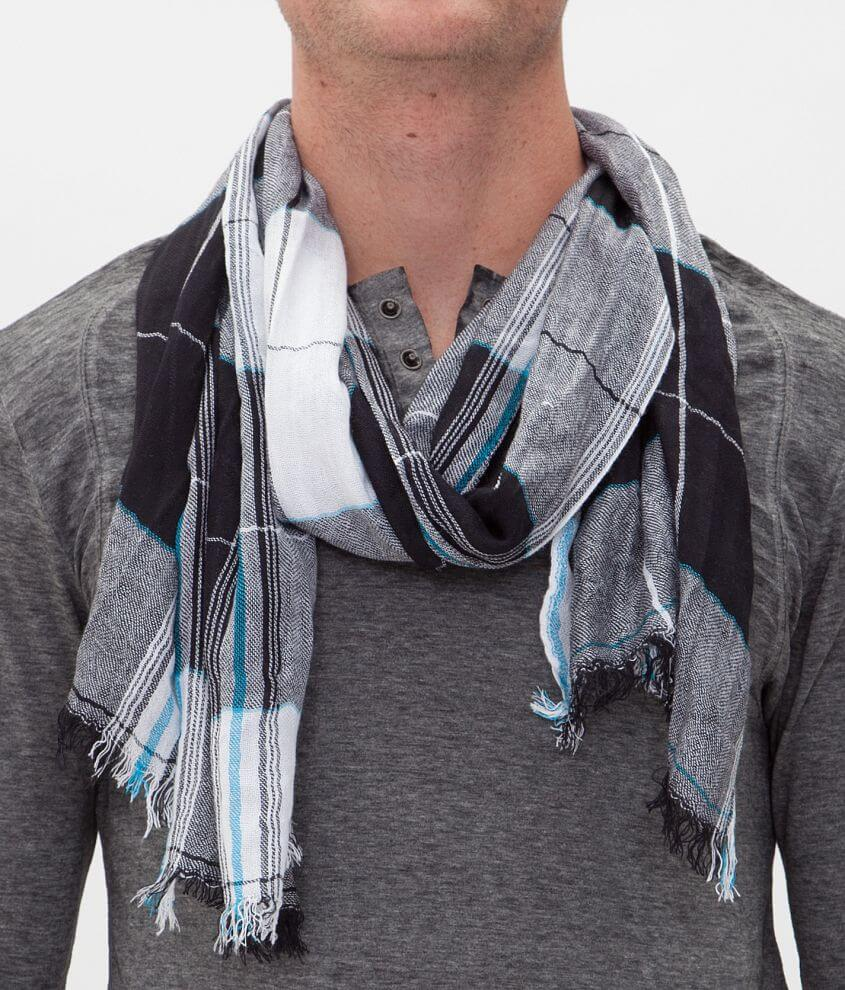 33 Point 3 Roven Scarf front view