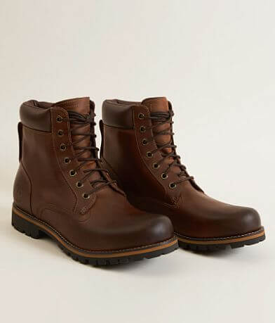 Timberland® Rugged Leather Boot