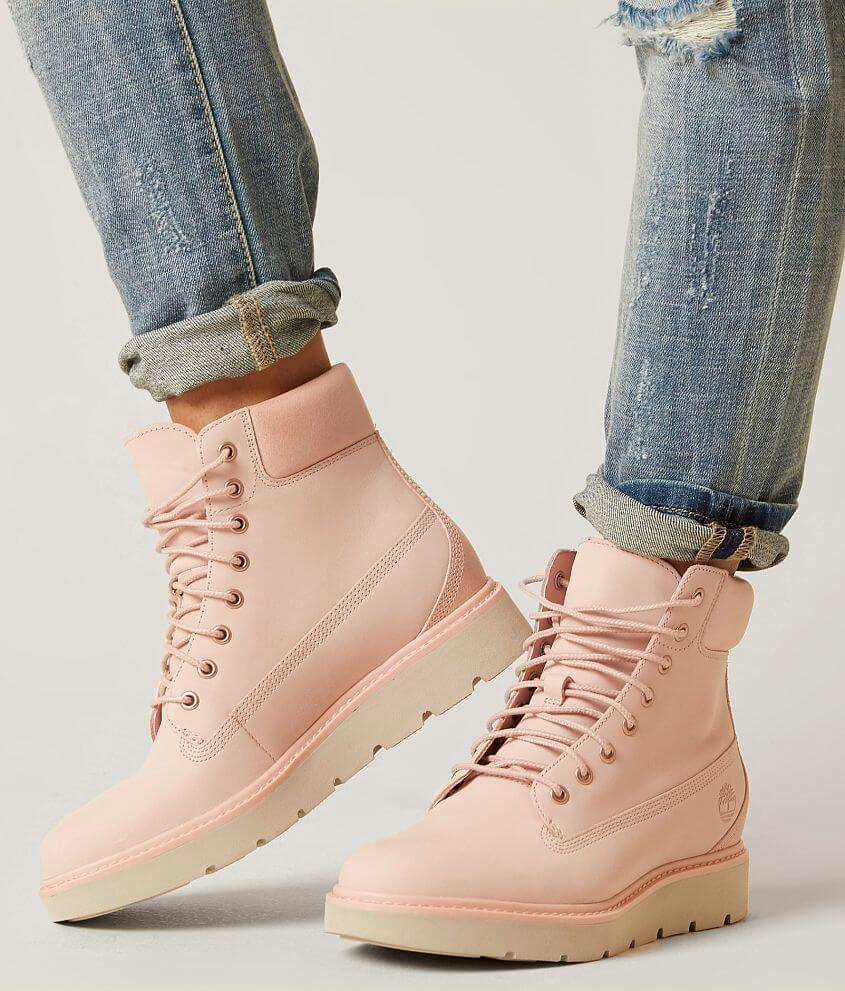 610a7cb79980 Timberland Kenniston Leather Boot - Women s Shoes in Light Pink ...