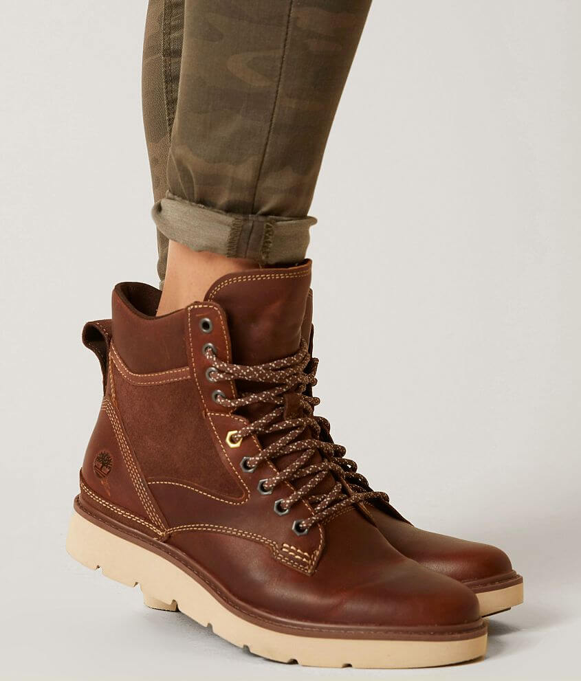 Timberland Kenniston Leather Boot front view