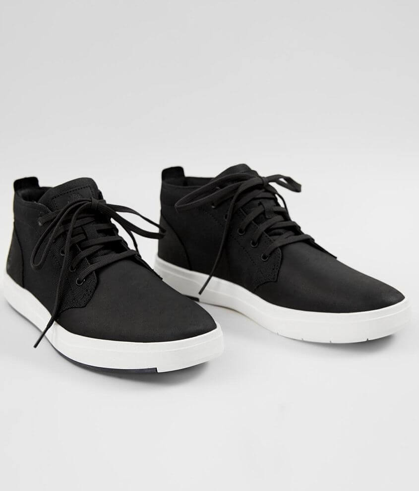 Timberland® Davis Square Leather Sneaker front view