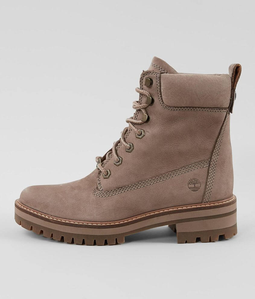 Timberland® Courmayeur Valley Leather Boot front view