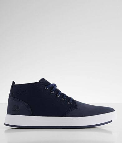 Timberland® Davis Square Leather Shoe