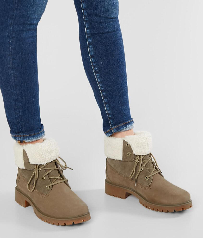 0cbb0152e30 Timberland® Jayne Waterproof Leather Boot - Women s Shoes in Light ...