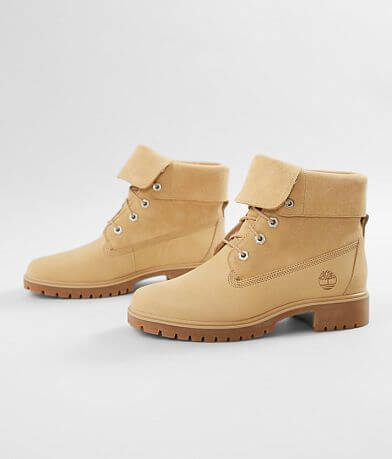 Timberland® Jayne Fold-Down Leather Boot