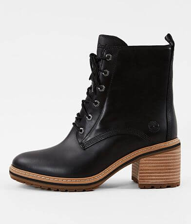 Timberland® Sienna High Leather Ankle Boot