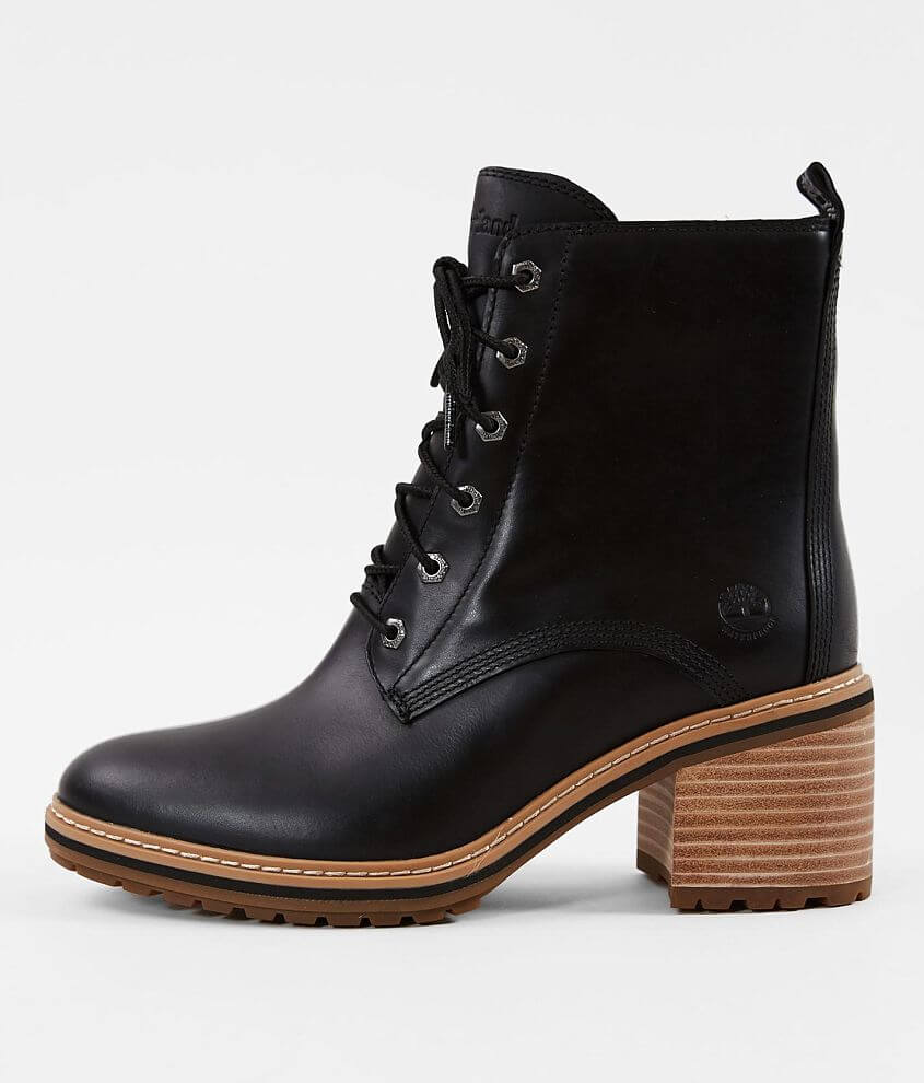 Timberland® Sienna High Leather Ankle Boot front view