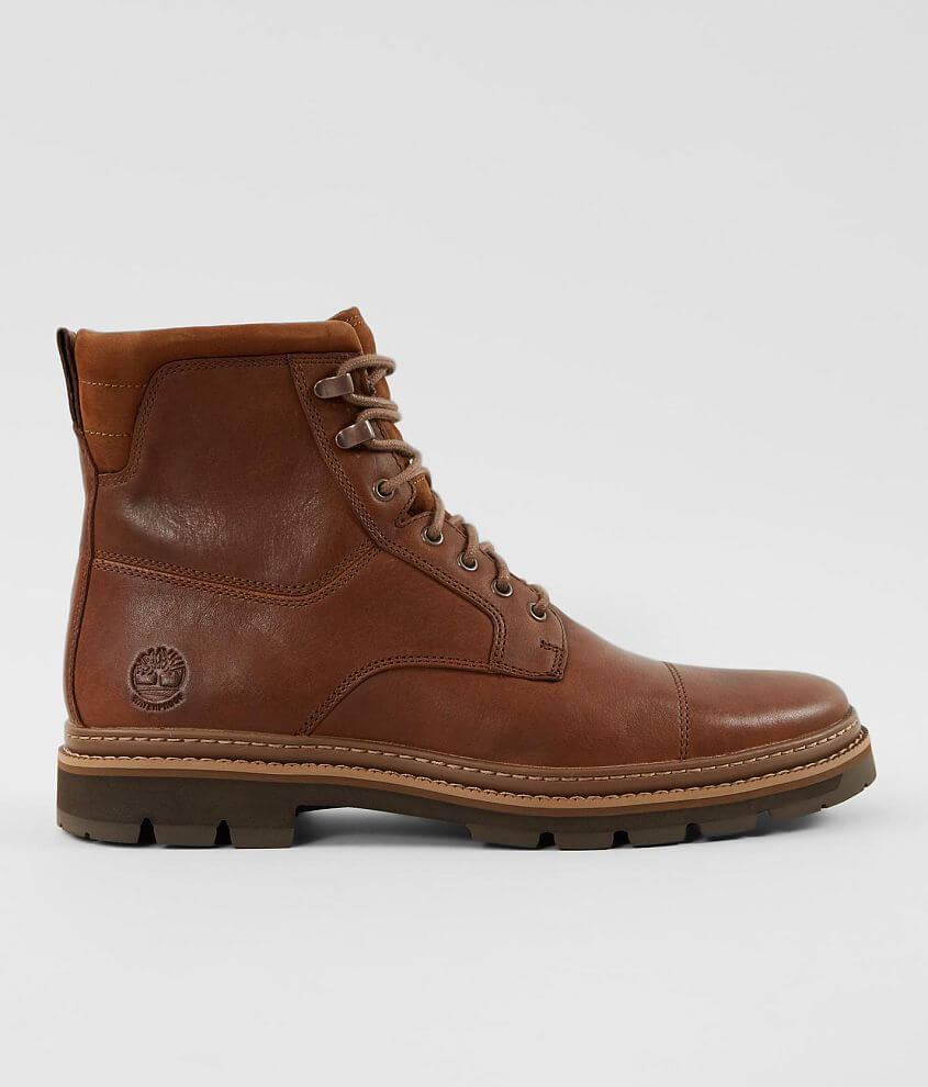 Timberland® Port Union Leather Boot front view