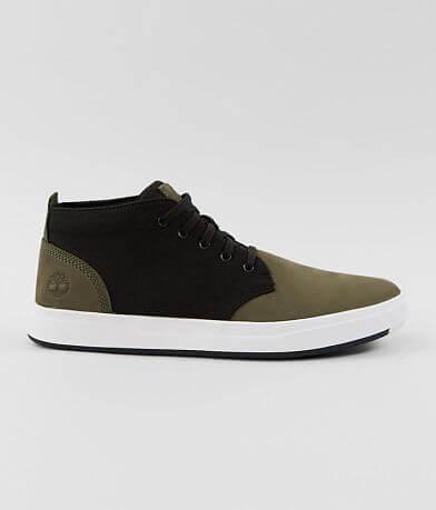 Timberland® Davis Square Leather Shoe