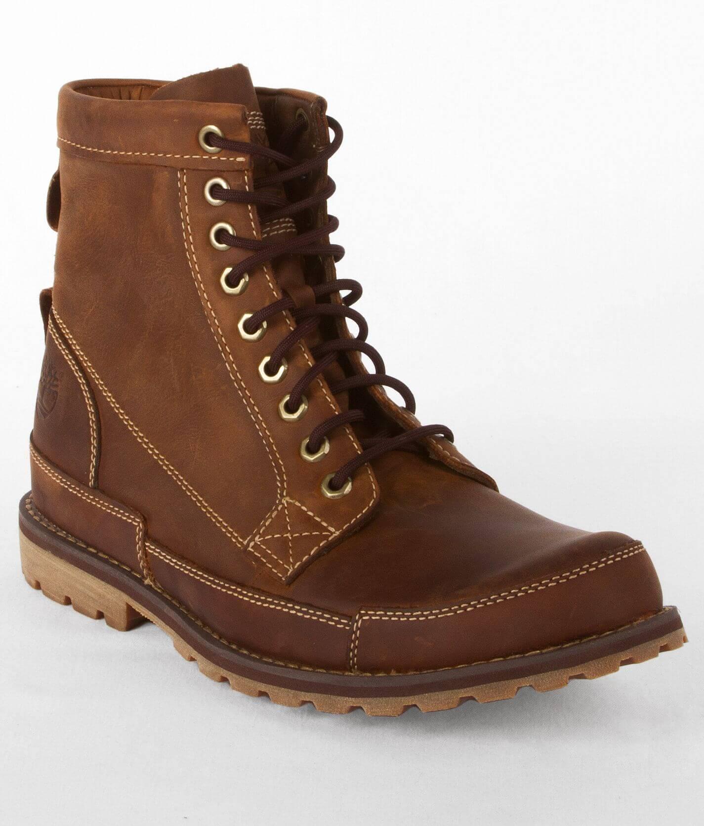 Men S Boots Buckle