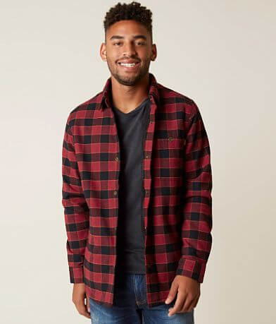 Timberland Plaid Jacket