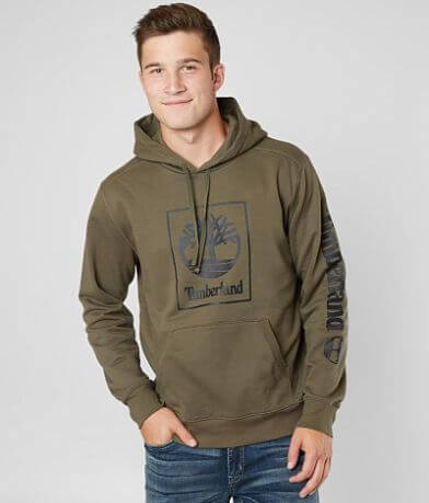 Timberland® Logo Hooded Sweatshirt