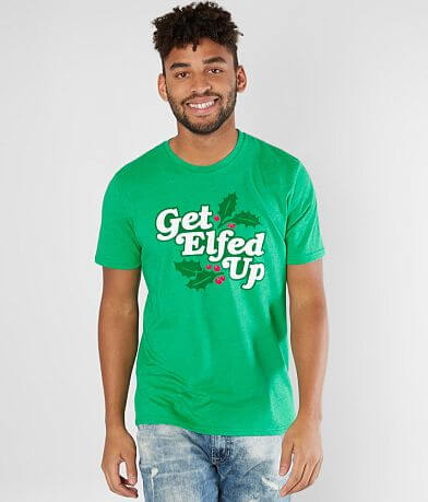 tipsyelves Get Elfed Up T-Shirt