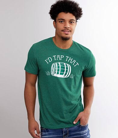 tipsyelves I'd Tap That Keg T-Shirt