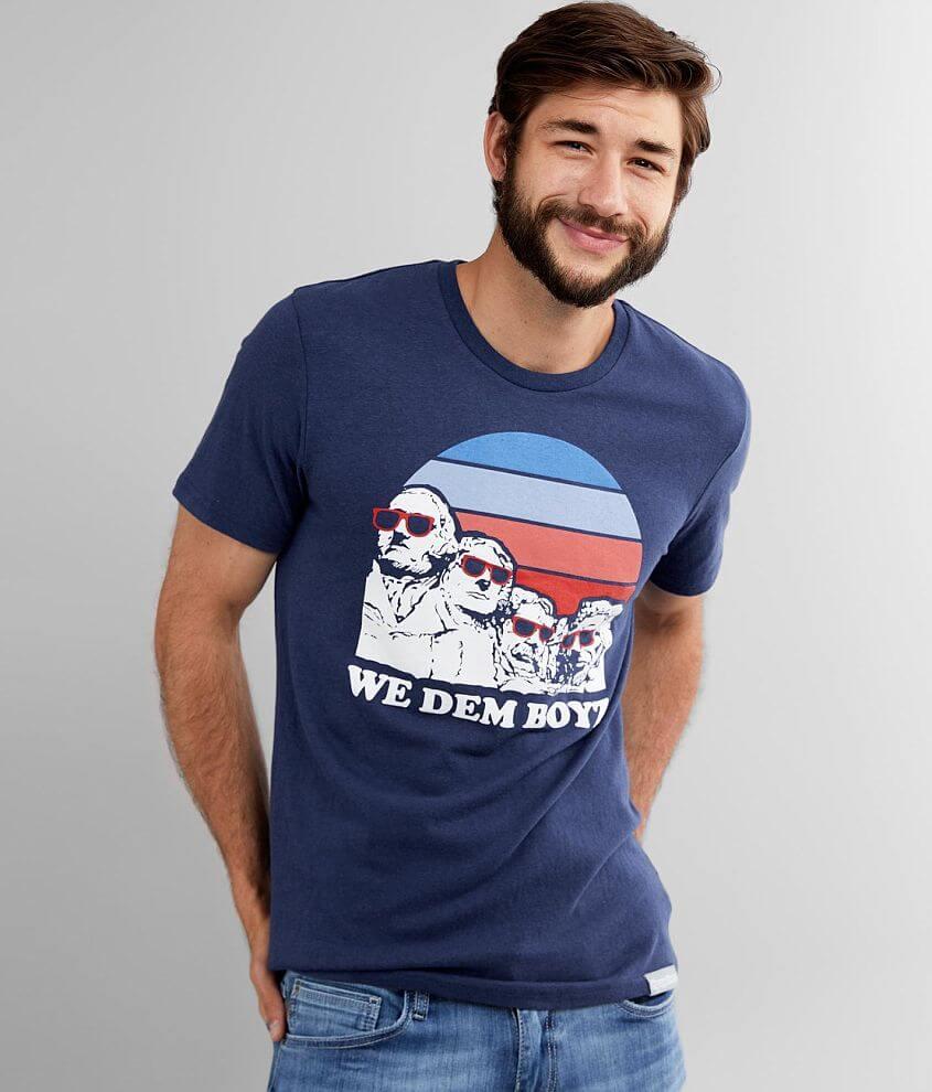 tipsyelves We Dem Boyz T-Shirt front view
