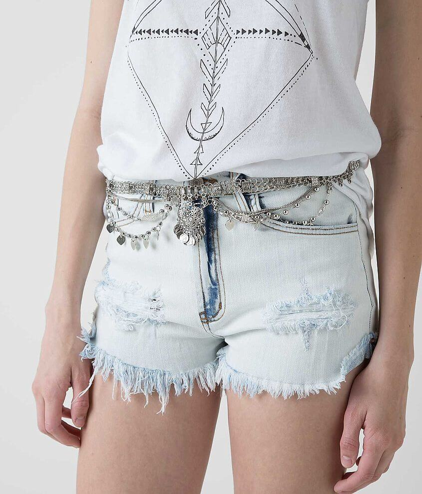 Gimmicks by BKE Chain Belt front view
