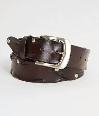 BKE Studded Leather Belt