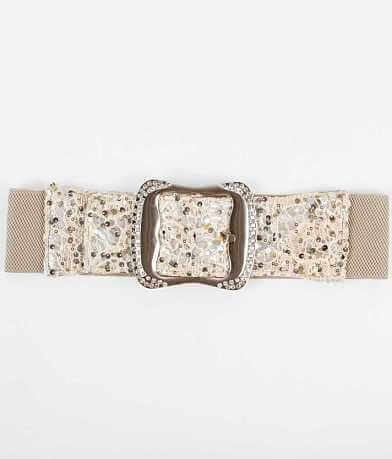Daytrip Lace Overlay Belt