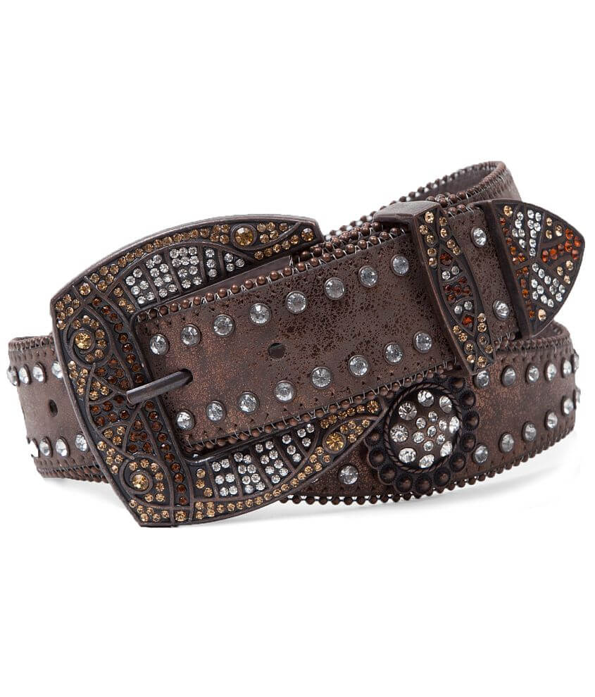 BKE Scalloped Belt front view
