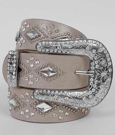 BKE Metallic Belt