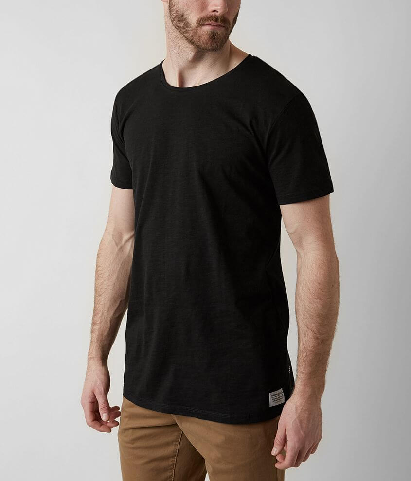 Tom Tailor Solid T-Shirt front view