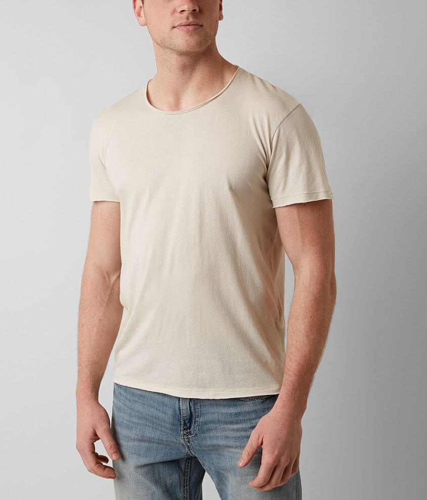 Tom Tailor Raw Edge T-Shirt front view