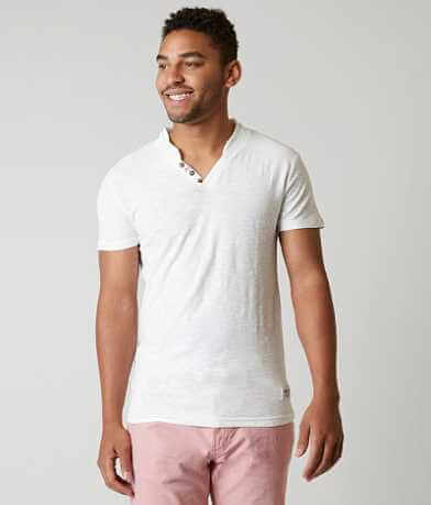 Tom Tailor V-neck Henley