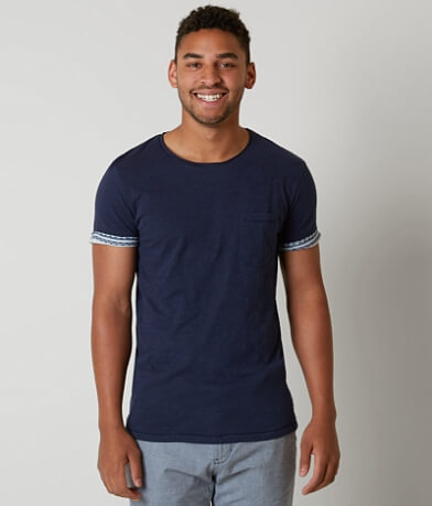 Tom Tailor Raw Edge T-Shirt