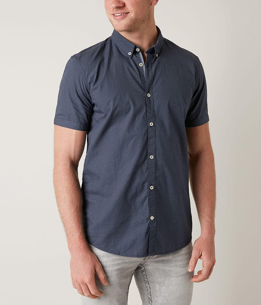 Tom Tailor Solid Shirt front view