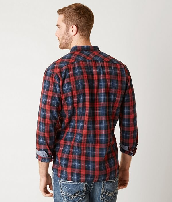 Tom Tom Tailor Tailor Plaid Shirt q0qgvFr