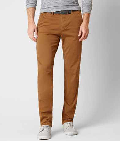 Tom Tailor Chino Stretch Pant With Belt