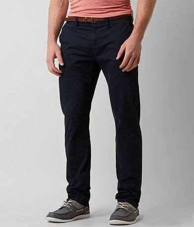 Tom Tailor Travis Chino Pant With Belt