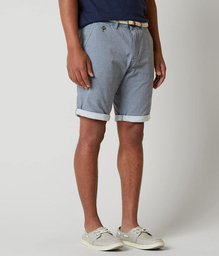 Tom Tailor Flat Front Short front view