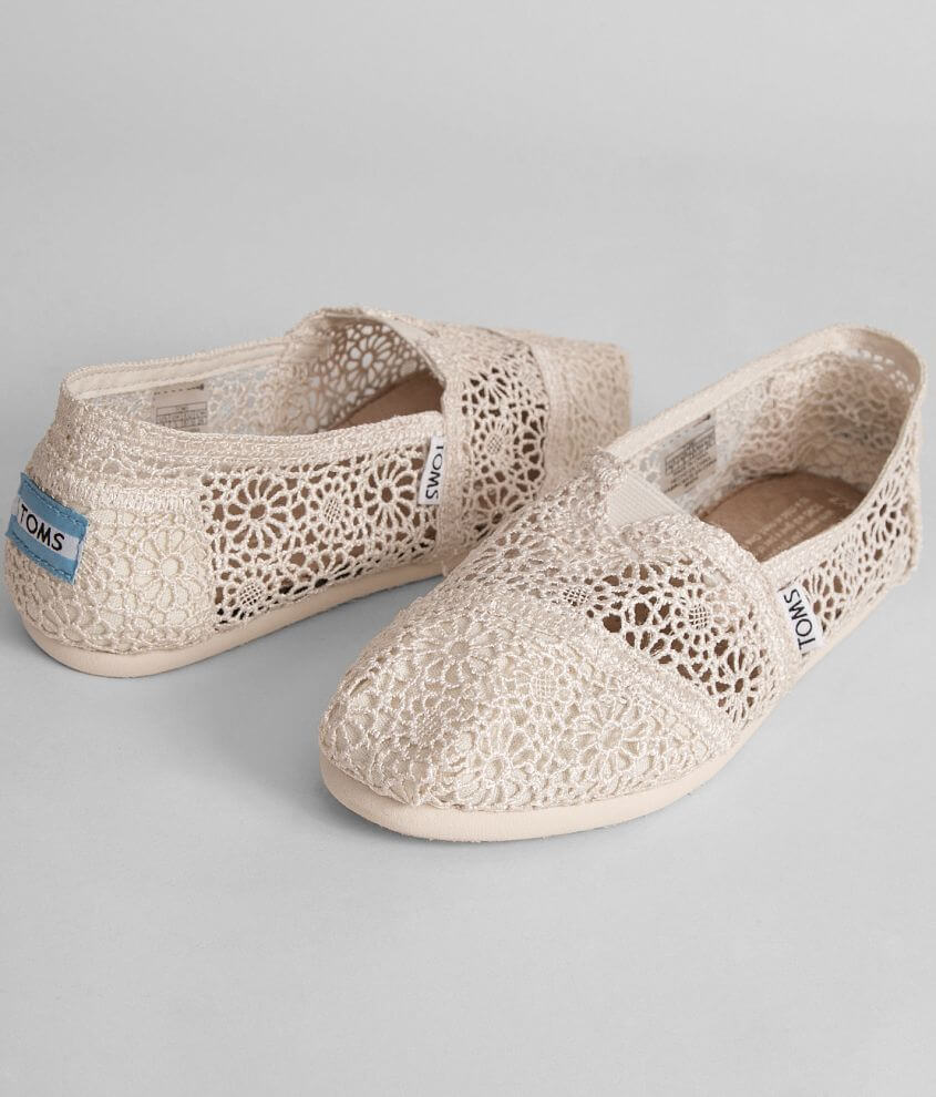 TOMS Morocco Shoe front view